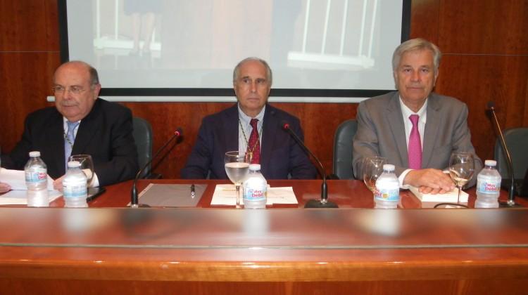 Sesion in memoriam Excmo. Sr. Dr. D. Enrique Ronda Laín