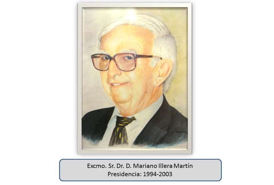 Excmo. Sr. Dr. D. Mariano Illera Martín