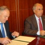 Firma convenio entre ICOVM y RACVE