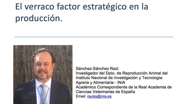 Texto de la conferencia del Dr. Sánchez Sánchez