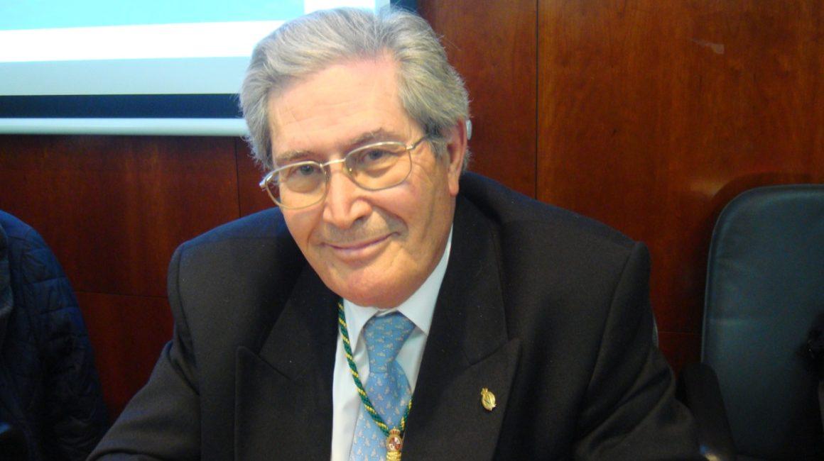 El Dr. Pérez Bonilla interviene en la RACVE con un tema de su especialidad: Sector porcino: su comercio nacional e internacional