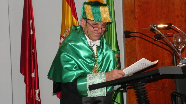 El Dr. José Alberto Montoya Alonso ingresa como Académico de Número en la Real Academia de Ciencias Veterinarias de España.