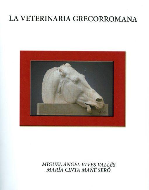 Nuevo libro: La veterinaria grecorromana