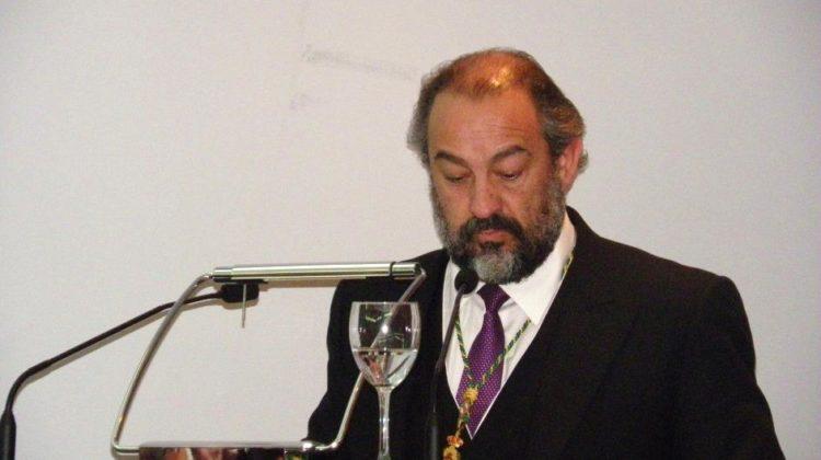 El Excmo. Sr. Dr. D. Julián Garde López-Brea, nuevo rector de la Universidad de Castilla-La Mancha