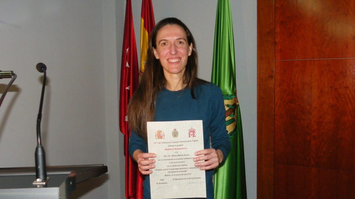"""La Dra. Marta Mesías García analiza los """"Nuevos retos en seguridad alimentaria: contaminantes emergentes de procesado"""""""