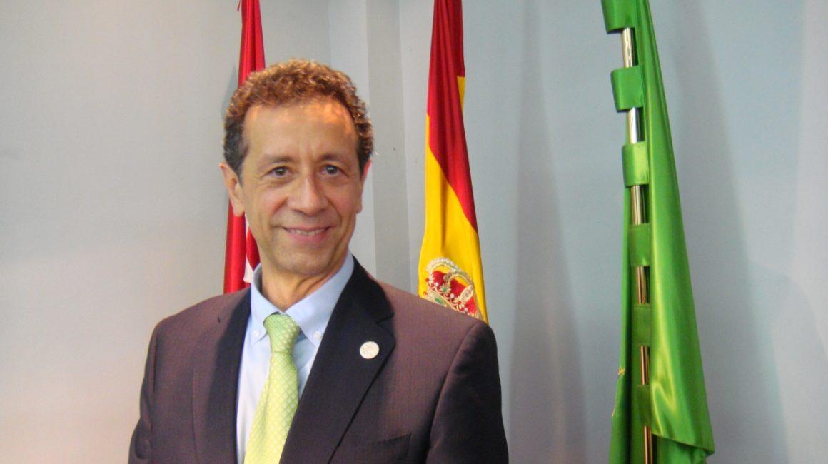 El Dr. Martínez Álvarez explica el futuro de la dieta mediterránea