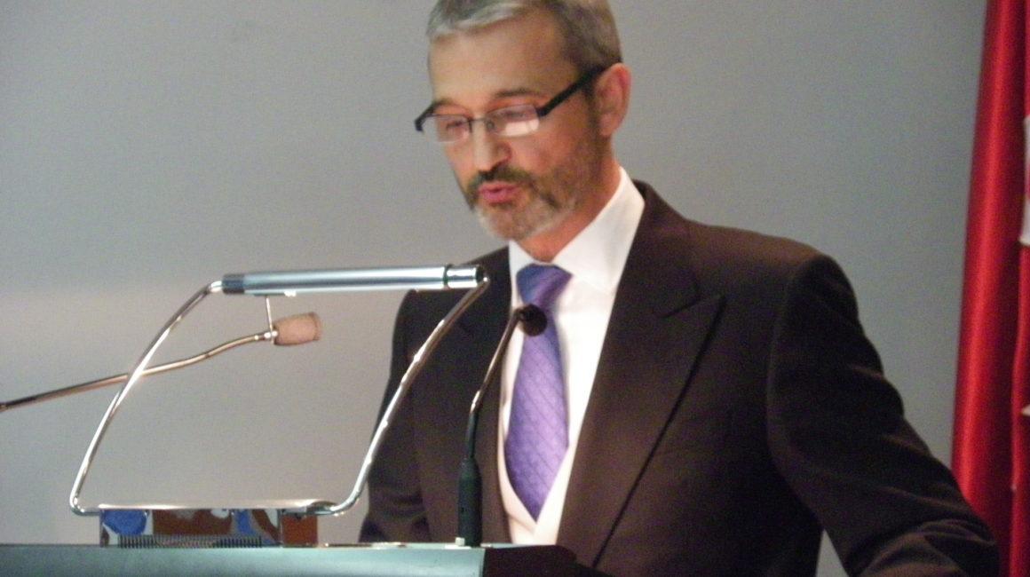 El Dr. Ángel Salvador Velasco ingresa como Académico Correspondiente en la Real Academia de Ciencias Veterinarias de España