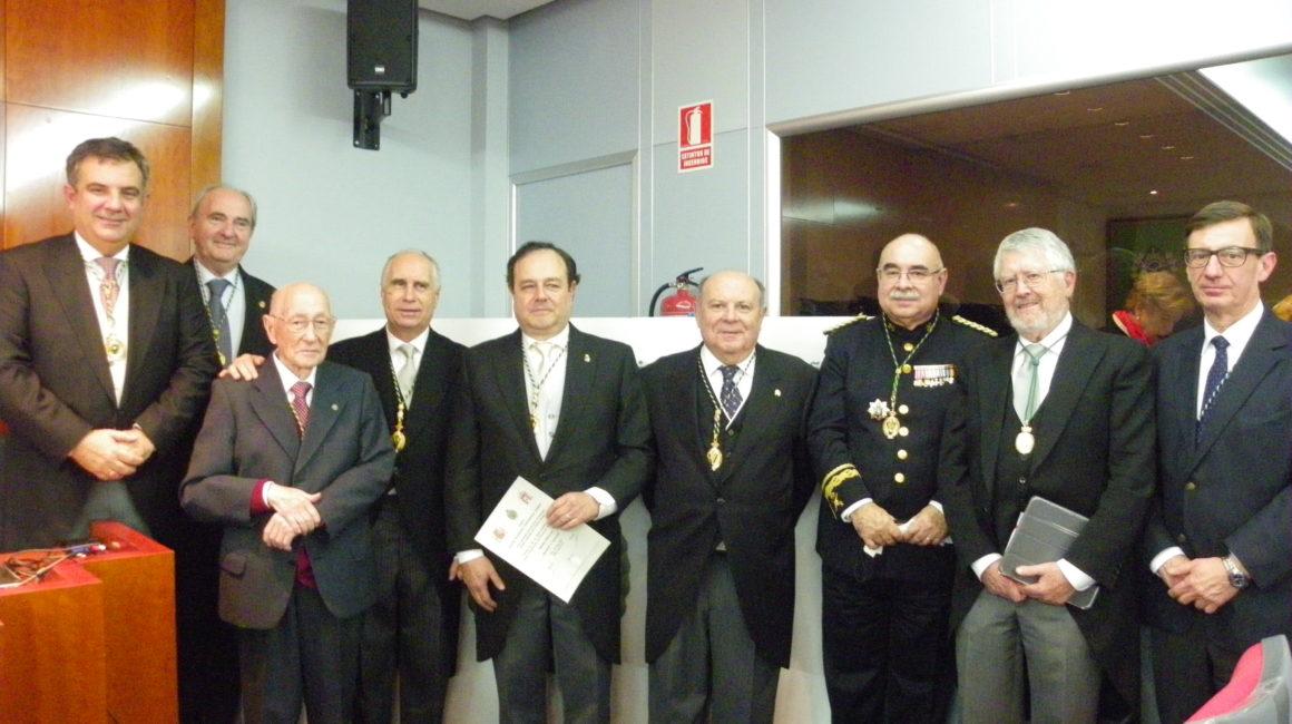 Disponible el vídeo del ingreso del Dr. Raúl Sánchez Sánchez  como Académico de Número de la Real Academia de Ciencias Veterinarias de España