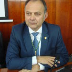 El Ilmo. Sr. Dr. D. Pedro L. Lorenzo González, decano de la Facultad de Veterinaria de la UCM, interviene en la sede de la RACVE