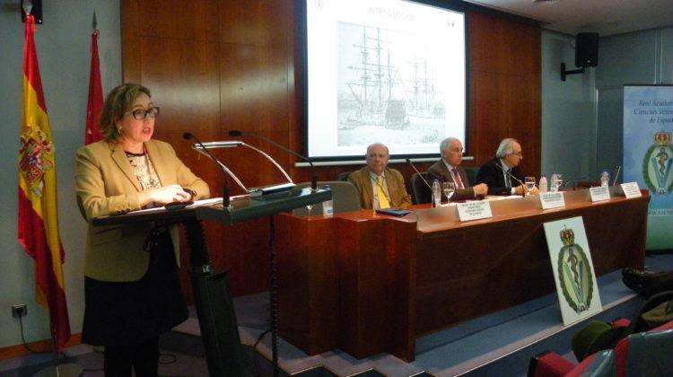 """Conferencia de la Profª. Dra. María Jesús Periago, """" SEGURIDAD ALIMENTARIA Y CONTROL ALIMENTARIO EN LA ARMADA DEL SIGLO XVIII"""