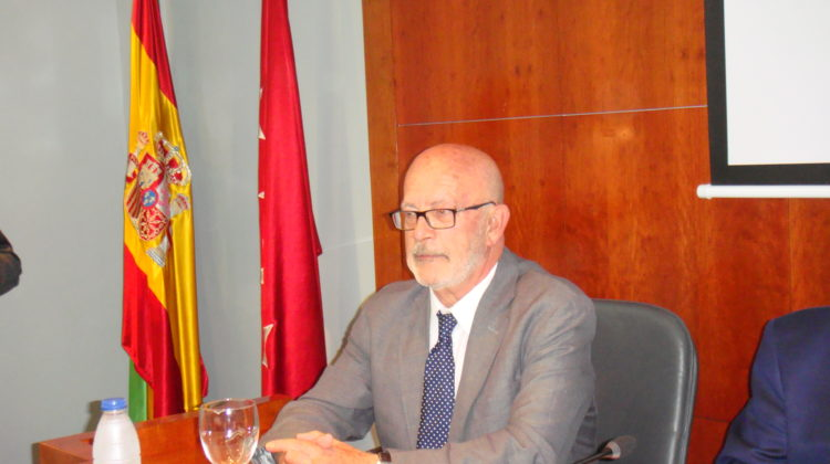 Conferencia del Prof. Dr. Antonio Osuna Carrillo de Albornoz