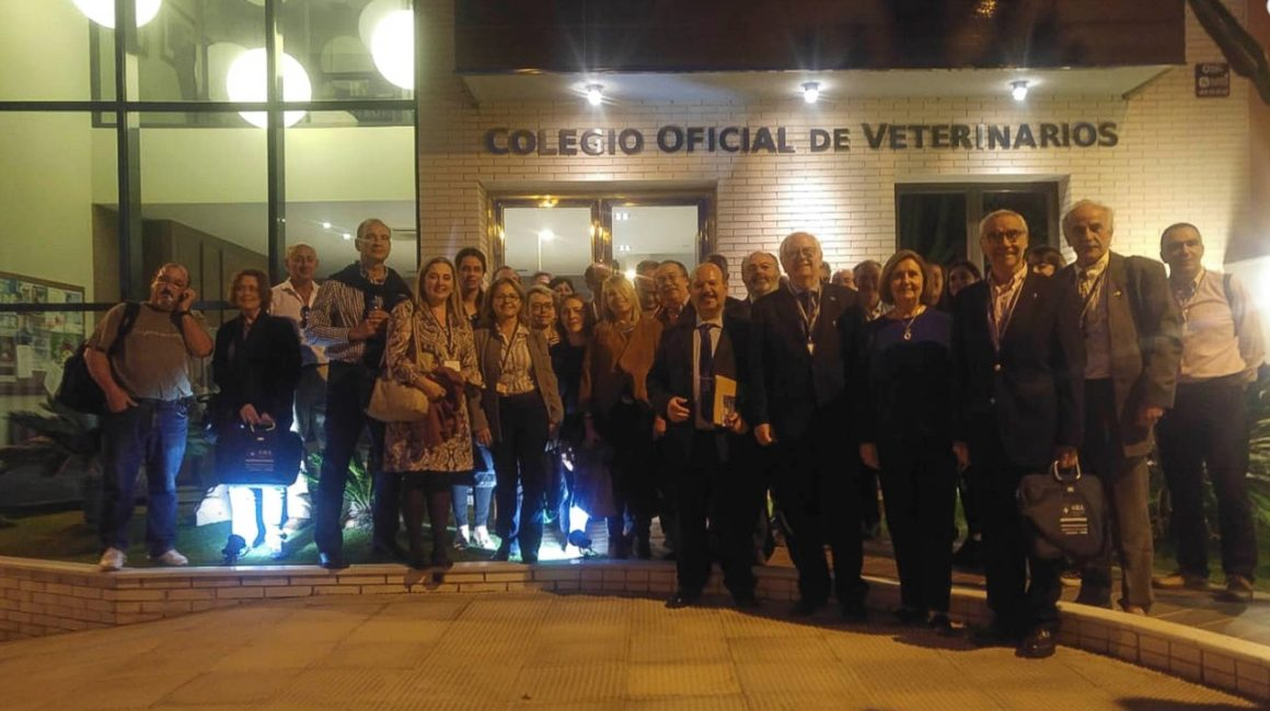 La RACVE estuvo presente en el  XXIV Congreso Nacional y XV Iberoamericano de Historia de la Veterinaria