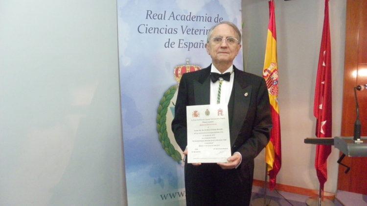 Real Academia de Ciencias Veterinarias de España: Inauguración del curso 2019