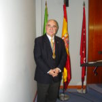 La museología veterinaria en España: situación actual El Dr. Moreno Fernández-Caparrós interviene en la RACVE