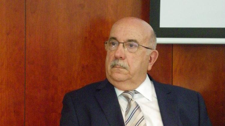 El Dr. D. Jorge Antonio Guisantes y del Barco interviene en la sede de la Real Academia de Ciencias Veterinarias de España con la conferencia: «El control de la Equinococosis Quística en Uruguay. Una estrategia de control holística»