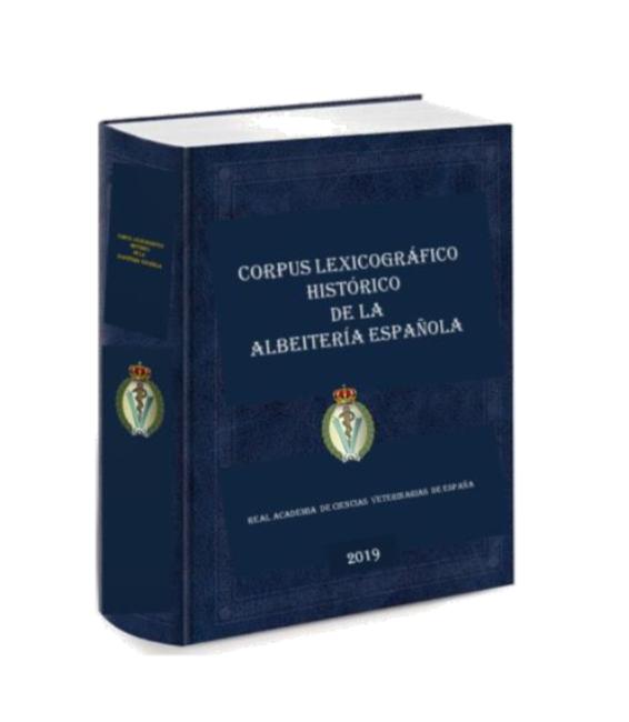 El Corpus Lexicográfico histórico de la Albeitería Española alcanza los 2000 términos.