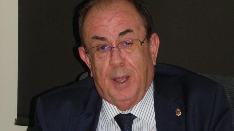 Desarrollo histórico de la protección del derecho a la salud en España. El Dr. Honorio-Carlos Bando Casado interviene en la sede de la RACVE