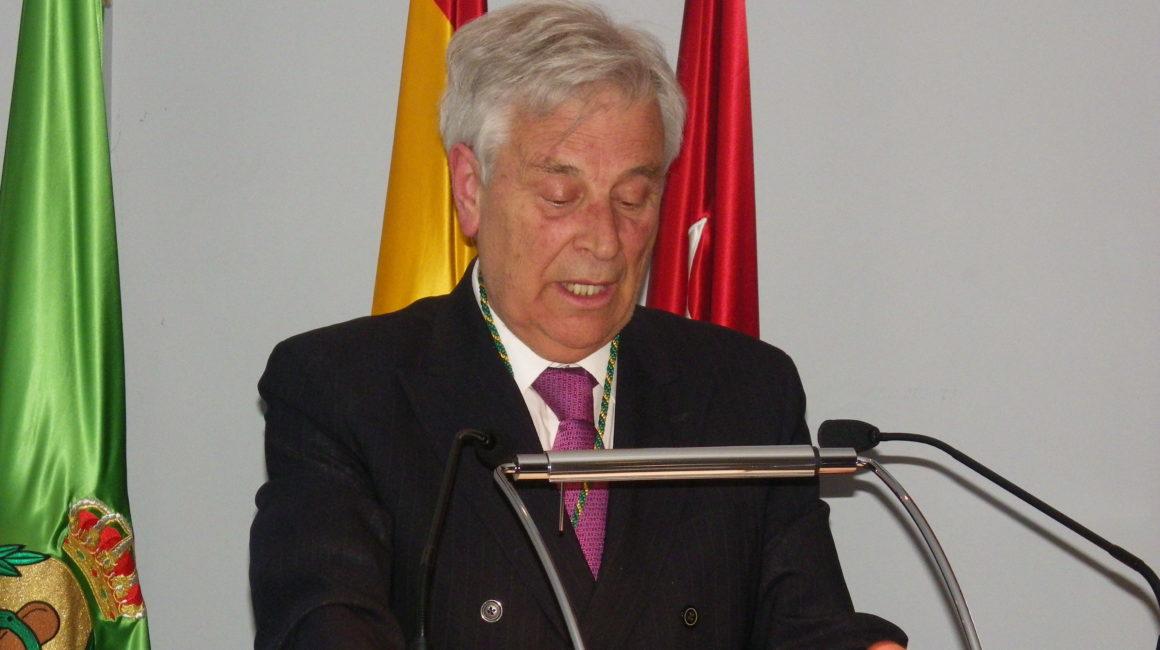 Fallece el Excmo. Sr. Dr. D. Miguel Ángel Díaz Yubero, Académico de Número de la Real Academia de Ciencias Veterinarias de España