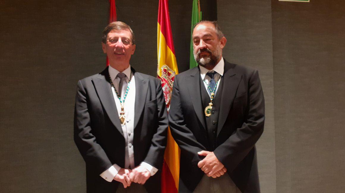 Publicado el vídeo del ingreso del Excmo. Sr. Dr. D. Eduardo Roldán como Académico de Número