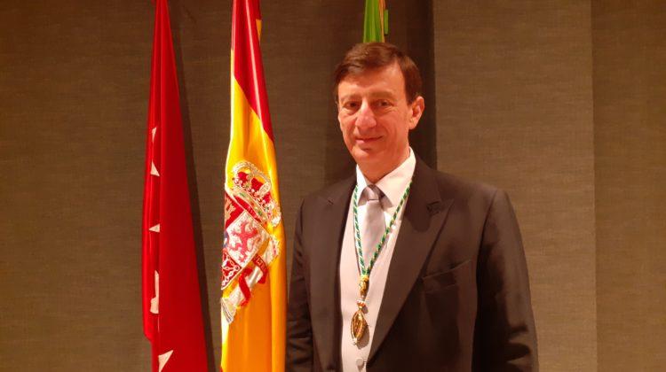 El Excmo. Sr. Dr. D. Eduardo Roldán Schuth ingresa en la Real Academia de Ciencias Veterinarias de España como Académico de Número