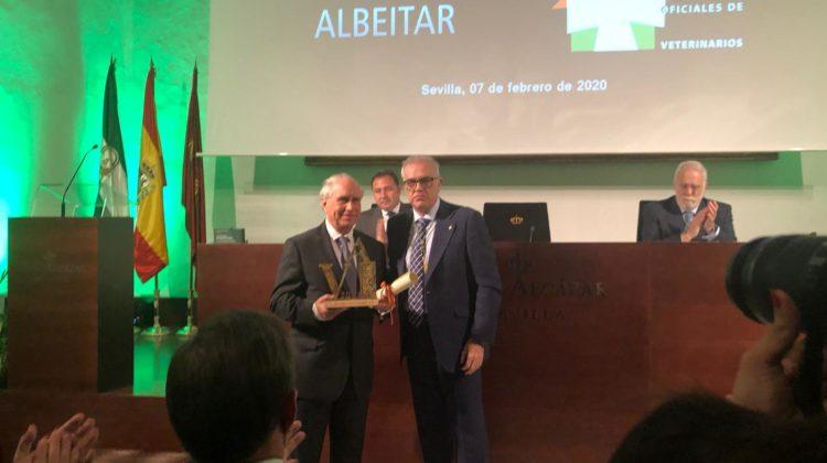 Entrega de los IX Premios Albéitar 2019