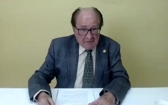 Videoconferencia del Excmo. Sr. Dr. D. Pere Costa Batllori