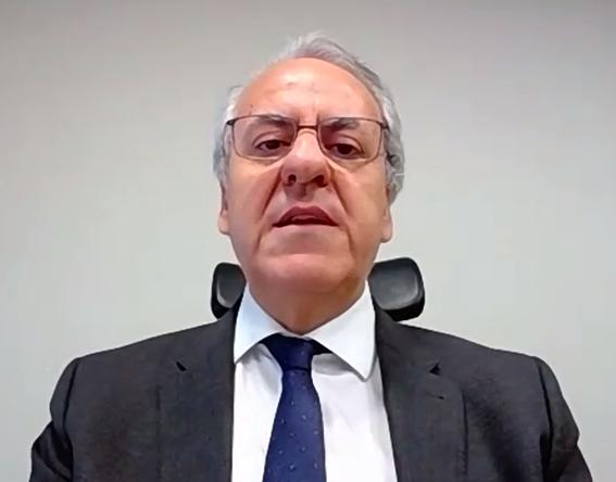"""""""La Educación Superior en tiempos de pandemia"""" El Prof. Dr. Segundo Piriz Durán interviene en la sede de la Real Academia de Ciencias Veterinarias de España"""