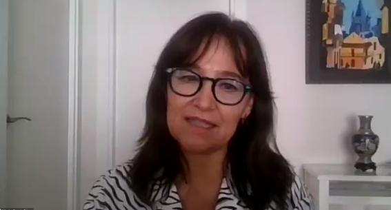 Importancia y futuro de la profesión veterinaria en la seguridad alimentaria y en la nutrición. Ilma Sra Marta García Pérez